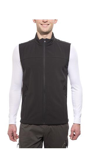 axant Alps Softshell Vest Men black